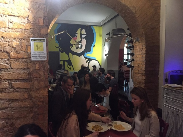 Capodanno Baylon Cafe Roma 10