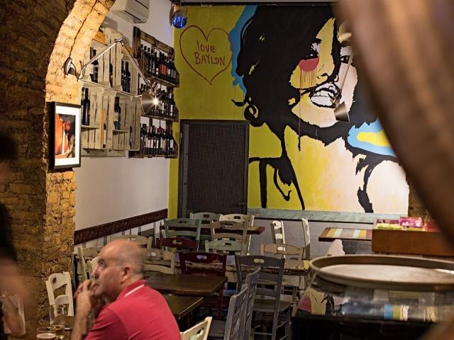 Capodanno Baylon Cafe Roma 6