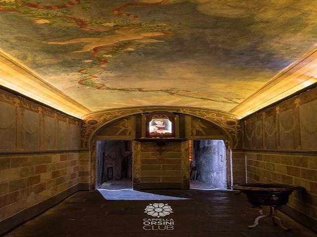 Capodanno Cappella Orsini Roma 2018 18
