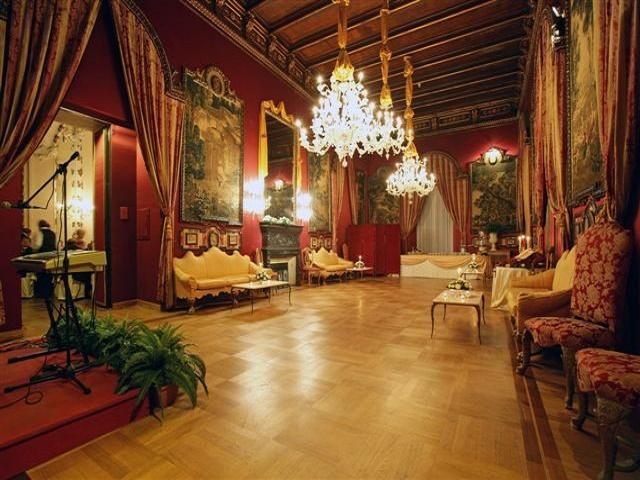 Capodanno Palazzo Brancaccio Roma 8