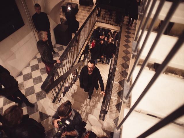 Capodanno Palazzo Cavallerini Roma 15