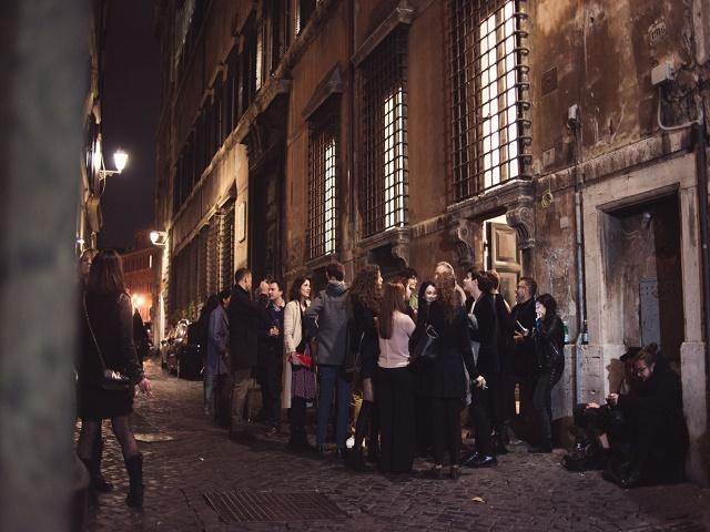 Capodanno Palazzo Cavallerini Roma 21