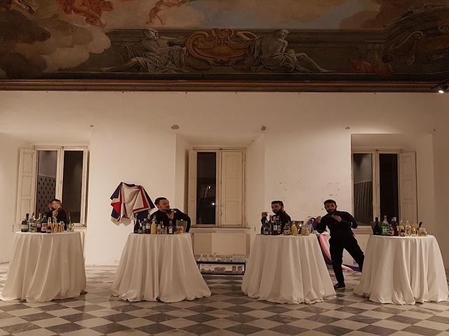 Capodanno Palazzo Cavallerini Roma 27
