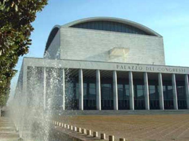Capodanno Palazzo dei Congressi Roma 1