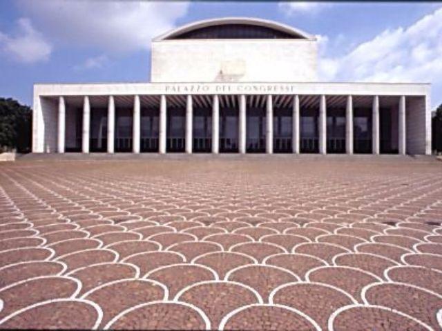 Capodanno Palazzo dei Congressi Roma 3