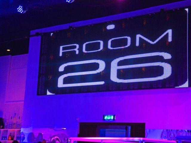 Capodanno Room 26 Roma 2