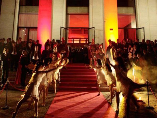 Capodanno Salone delle Fontane Roma 1