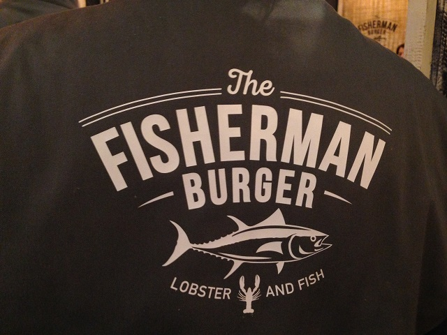 Capodanno The Fisherman Burger Roma 6