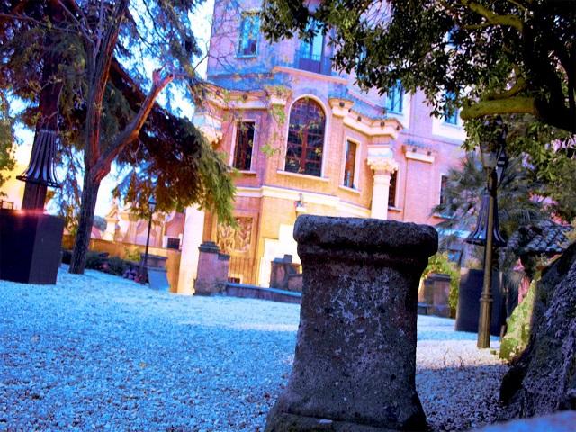 Capodanno Villa Brasini Roma 6