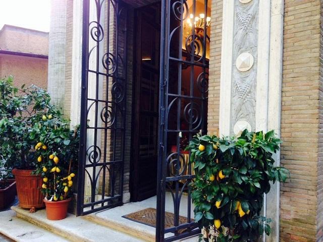 Capodanno Villa Brasini Roma 9