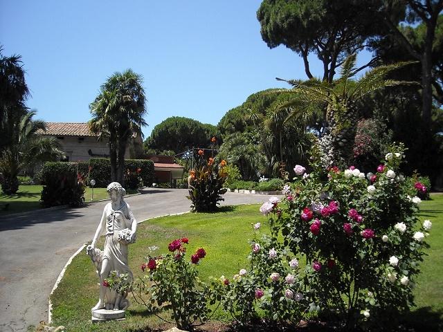 Capodanno Villa dei Principi Roma 14