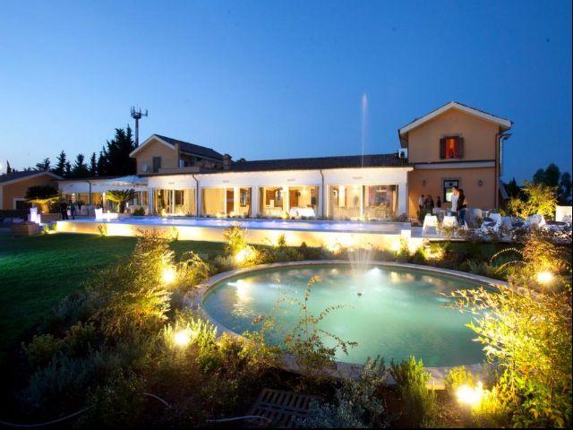 Casale Realmonte Roma 1