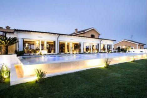Capodanno Casale Realmonte Roma