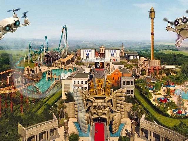 Cinecitta World Roma 10
