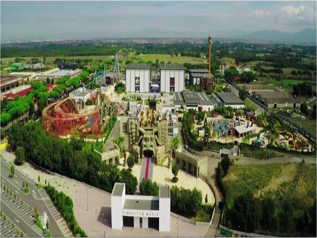 Cinecitta World Roma 8