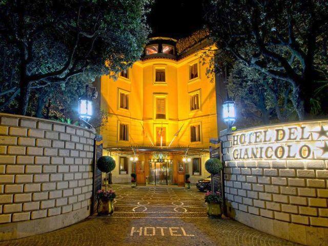 Capodanno Grand Hotel Gianicolo Roma