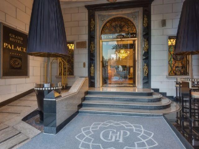 Capodanno Grand Hotel Palace Roma