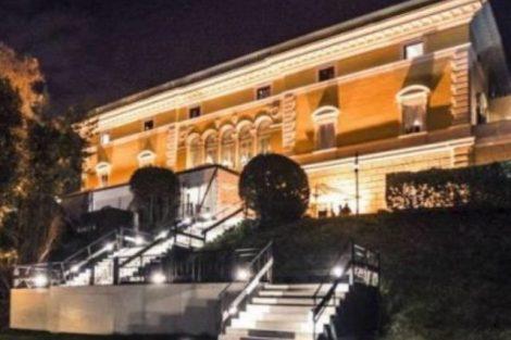 Capodanno La Villa Roma