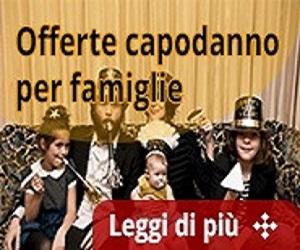 capodanno per famiglie Roma