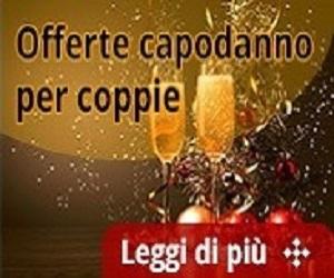 capodanno per coppie Roma