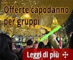 capodanno per gruppi Roma