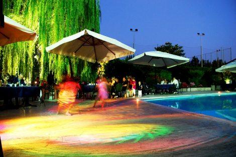 Capodanno Sporting Club Parco De Medici Roma