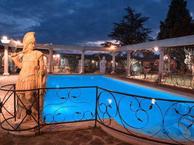 Capodanno Villa Desiree Roma